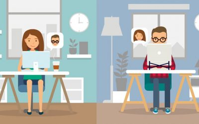 Can working from home make you happier…?