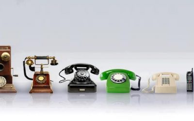 Ring ring…the evolution of the telephone